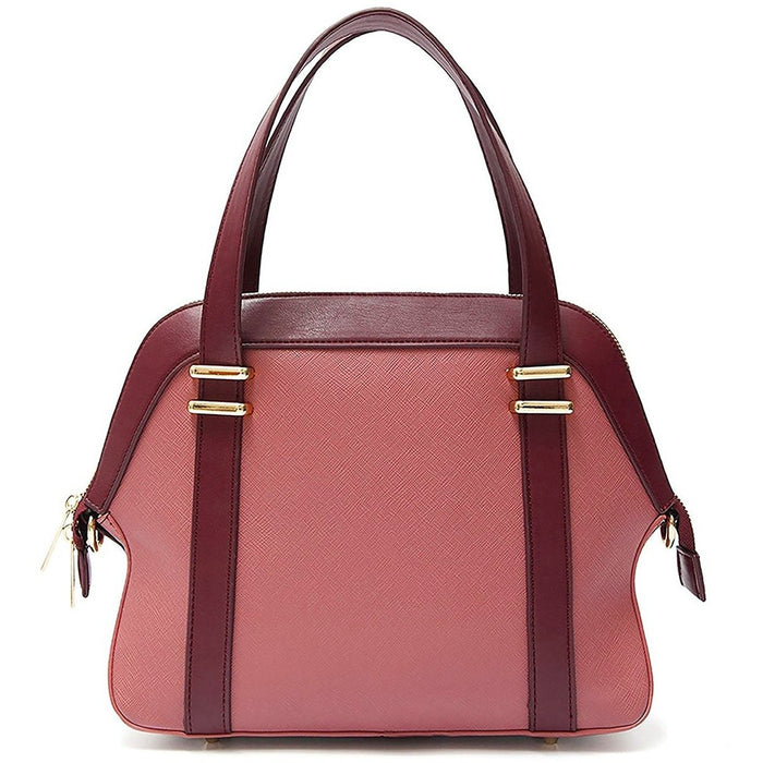 Hue and Ash Top Handle Handbag - jenzys.com