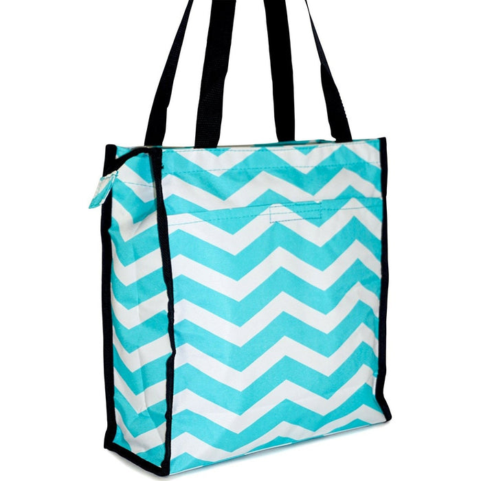 Chevron Tote Bag - jenzys.com