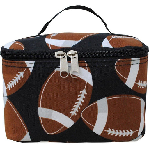 Football Cosmetic Case - jenzys.com
