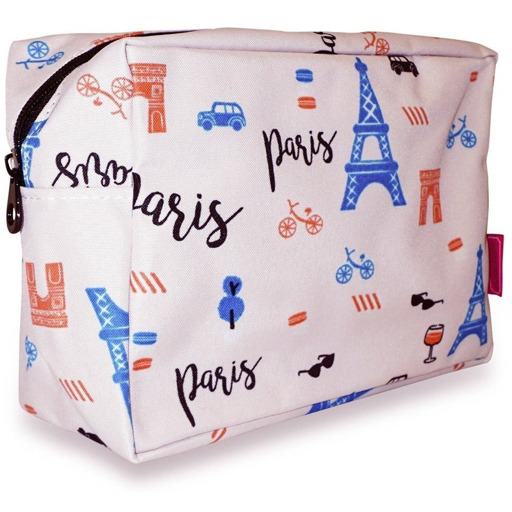 Ever Moda Paris Makeup Bag - jenzys.com