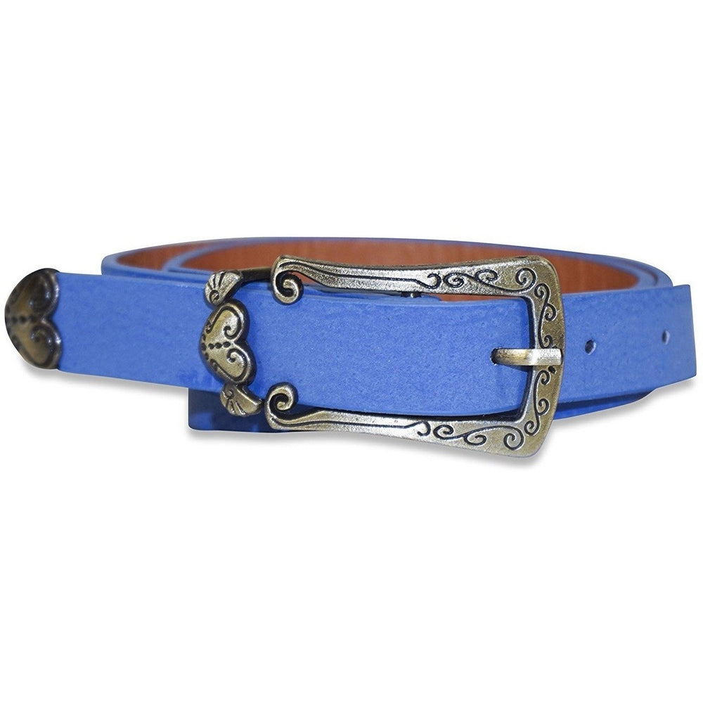 Heart Leather Belt - jenzys.com