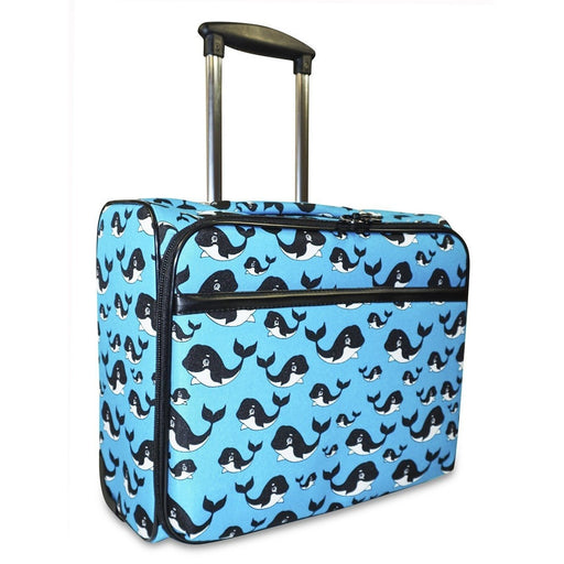 Ever Moda Whale Rolling Laptop Case