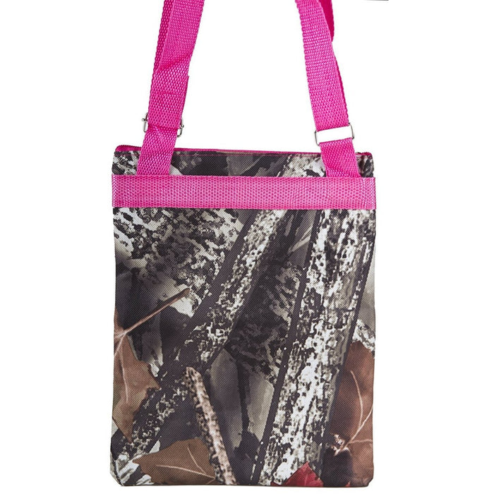 NGIL Camo Cross-body Bag - jenzys.com