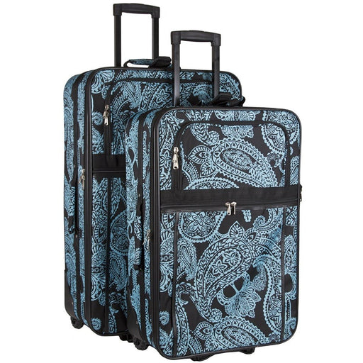 Paisley Luggage Set - jenzys.com