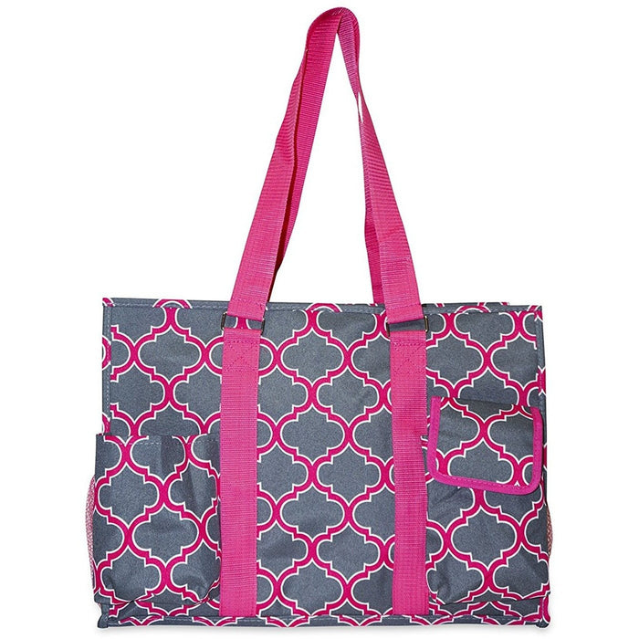 Ever Moda Moroccan Travel Tote Bag - jenzys.com