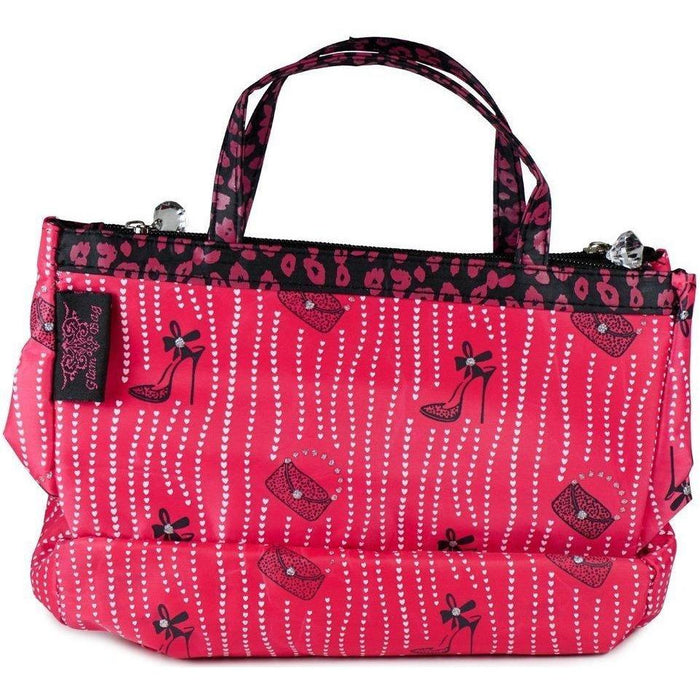Hearts & Heels Makeup Bag - jenzys.com