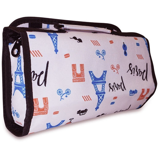 Paris Hanging Toiletry Bag - jenzys.com