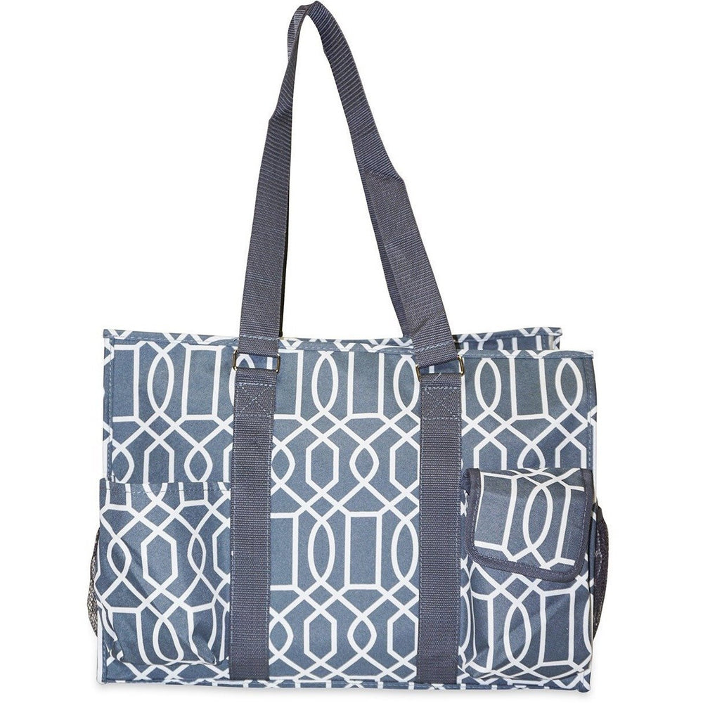 Ever Moda Geometric Travel Tote Bag - jenzys.com
