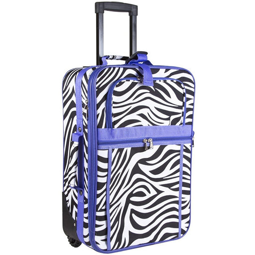 Zebra Carry On - jenzys.com
