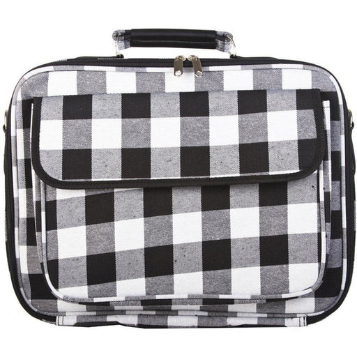 Plaid Laptop Case - jenzys.com
