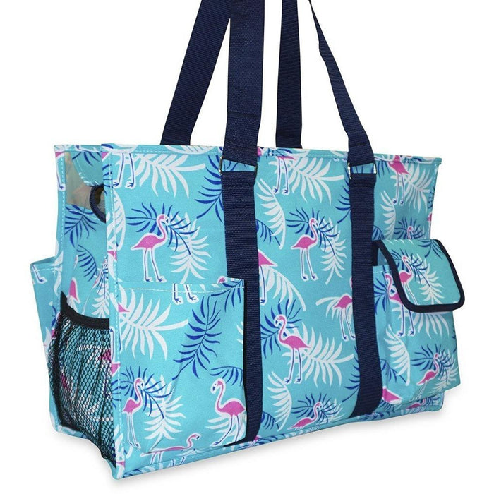 Ever Moda Flamingo Travel Tote Bag - jenzys.com