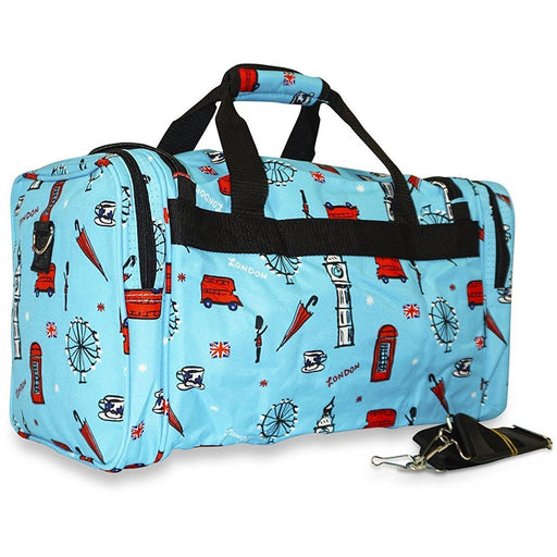 Ever Moda UK London Duffel Bag - jenzys.com