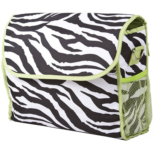 Ever Moda Zebra Diaper Bag - jenzys.com