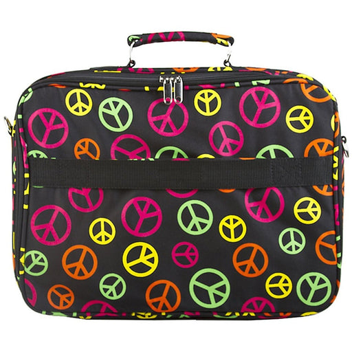 Peace Sign Laptop Case Bag - jenzys.com