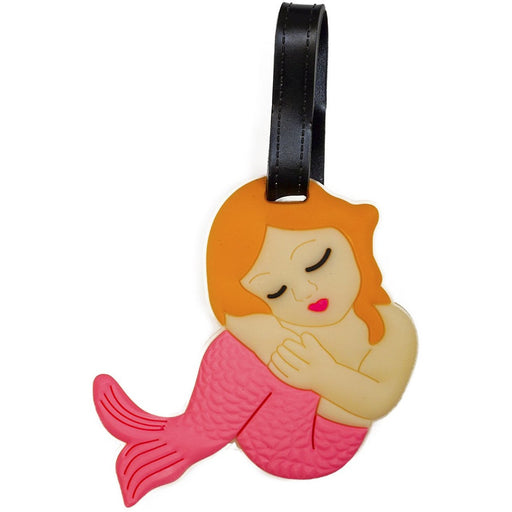 Mermaid Luggage Tag - jenzys.com