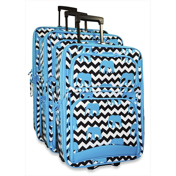Elephant Luggage Set - jenzys.com