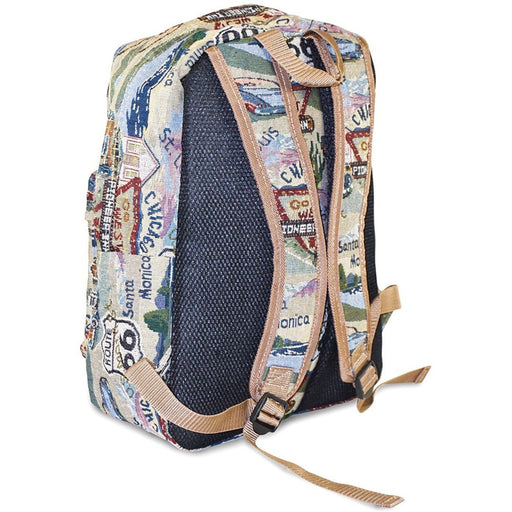 Route 66 Backpack - jenzys.com