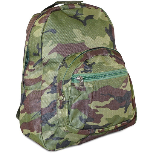 Camo Toddler Backpack - jenzys.com