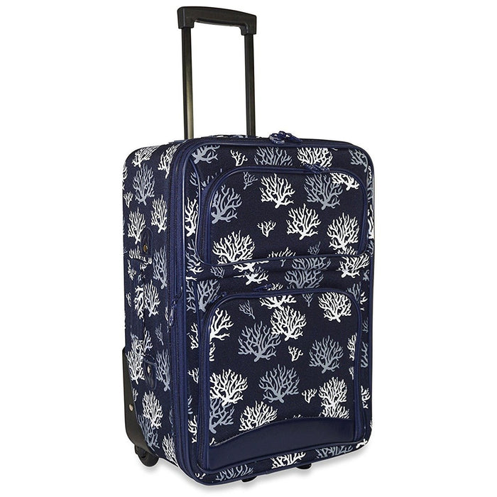 Ever Moda Sea Coral Carry On - jenzys.com