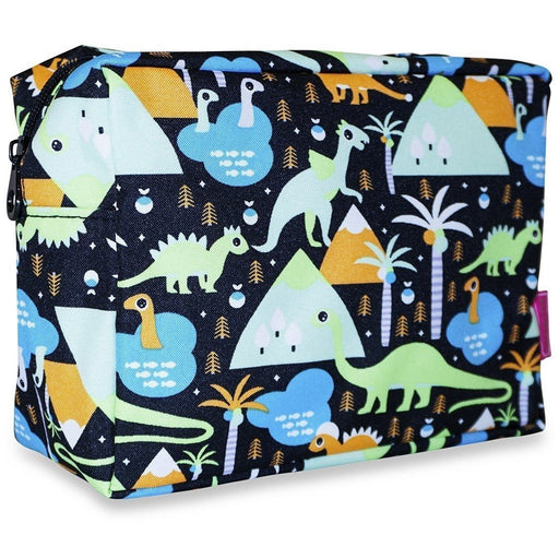 Ever Moda Dinosaur Makeup Bag - jenzys.com