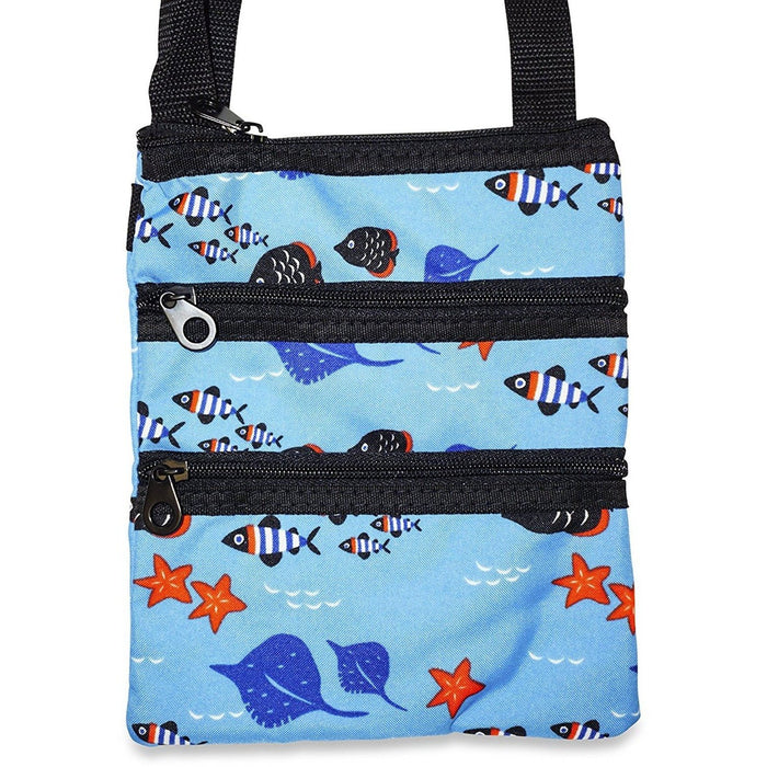 Ever Moda Fish Cross-body Bag - jenzys.com