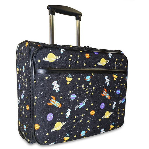 Ever Moda Galaxy Rolling Laptop Case - jenzys.com
