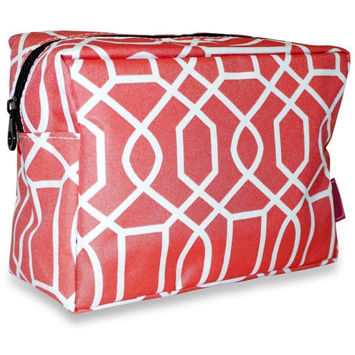 Ever Moda Geometric Cosmetic Pouch - jenzys.com