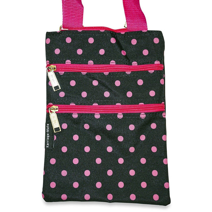 J Garden Polka Dot Cross-body Bag - jenzys.com