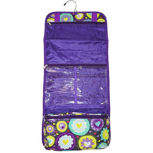 Heart Hanging Toiletry Bag - jenzys.com