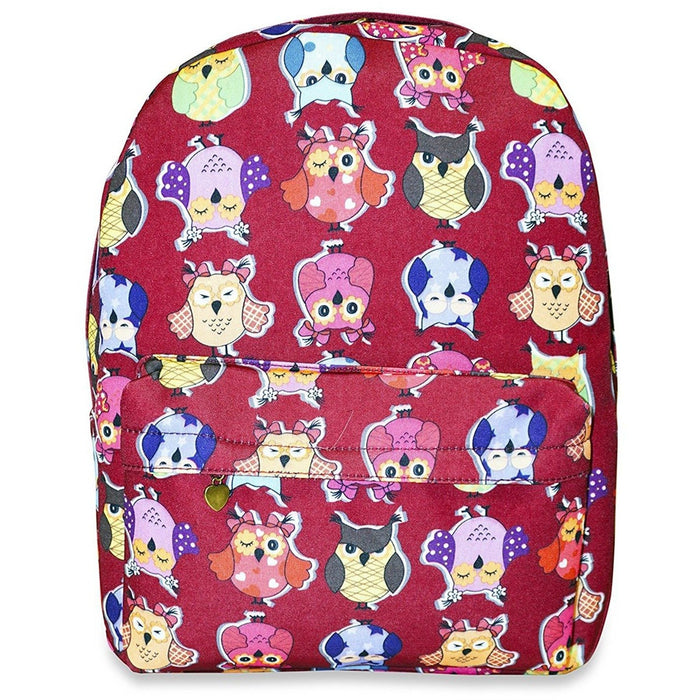 Owl School Backpack - jenzys.com