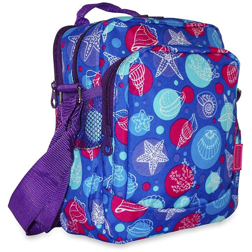 Ever Moda Seashells Cross body Daypack - jenzys.com