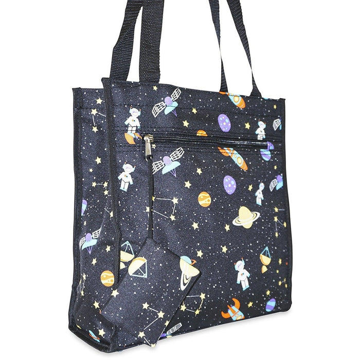 Ever Moda Galaxy Tote Bag - jenzys.com