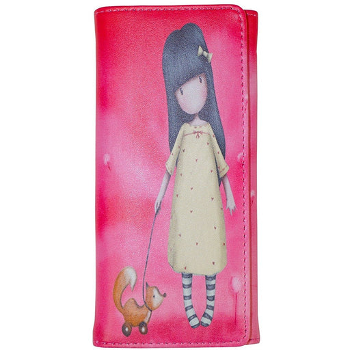 Cartoon Girl Novelty Wallet - jenzys.com