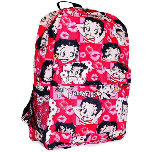 Betty Boop Backpack - jenzys.com