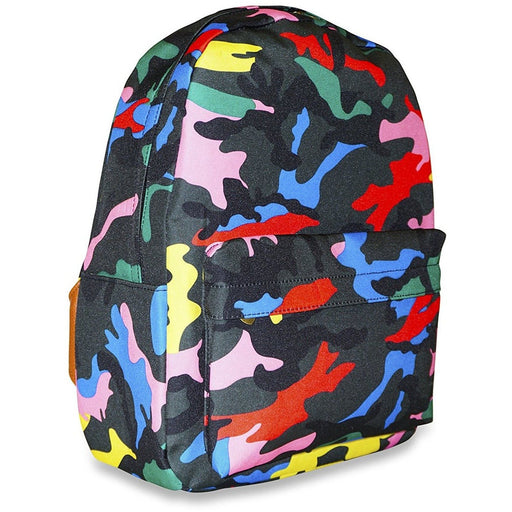 Camo School Backpack - jenzys.com