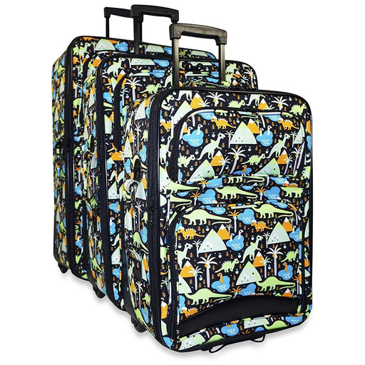 Dino Luggage Set - jenzys.com