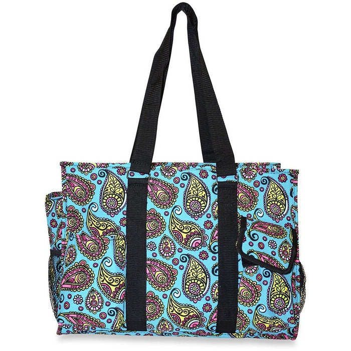 Ever Moda Paisley Travel Tote Bag - jenzys.com
