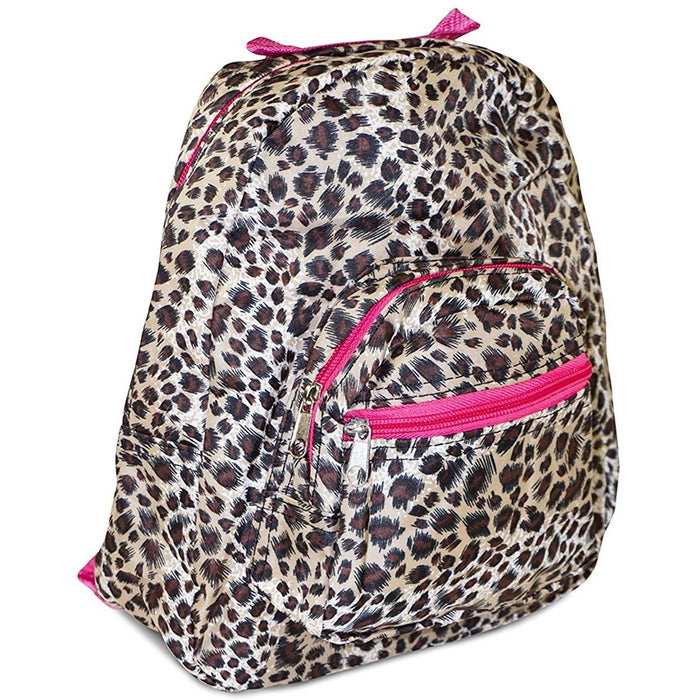 Leopard Toddler Backpack - jenzys.com