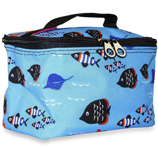 Ever Moda Fish Travel Makeup Bag - jenzys.com