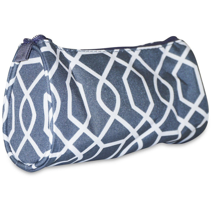 Geometric Makeup Bag - jenzys.com