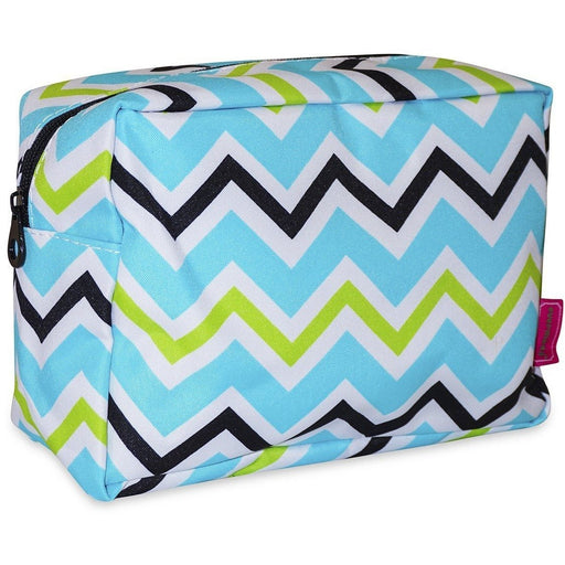 Ever Moda Chevron Cosmetic Pouch - jenzys.com