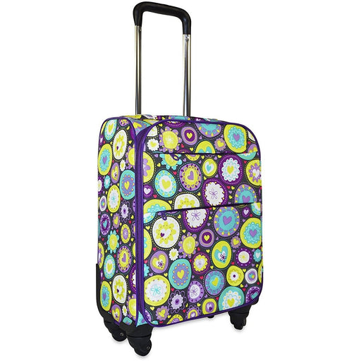 Ever Moda Heart 360 Spinner Carry On