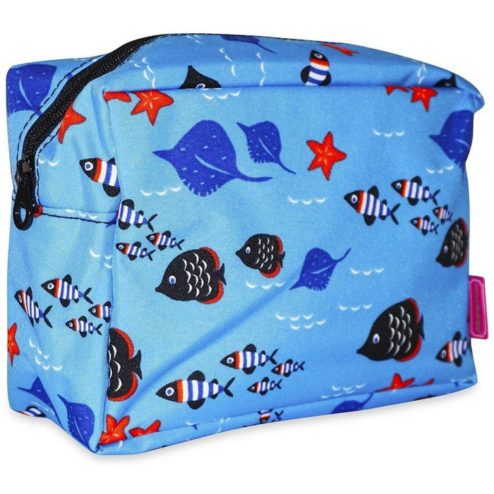 Ever Moda Fish Cosmetic Pouch - jenzys.com