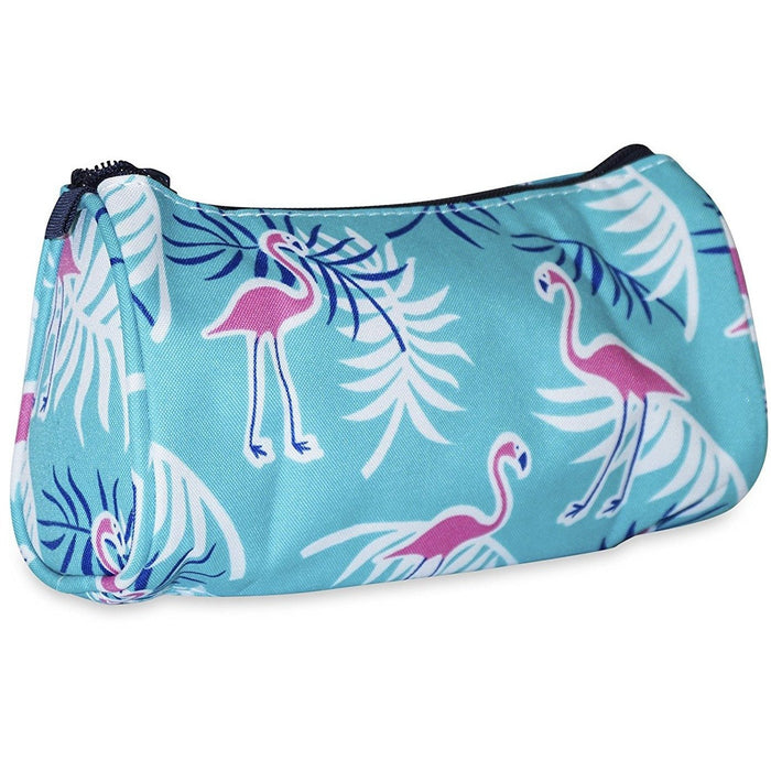 Ever Moda Flamingo Makeup Bag - jenzys.com