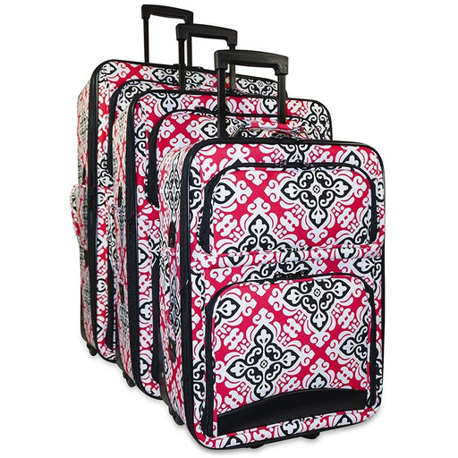 Luggage With A Cross On It - jenzys.com