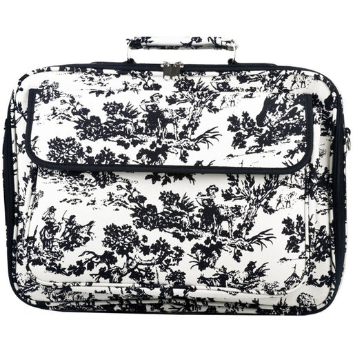 Toile Laptop Case - jenzys.com