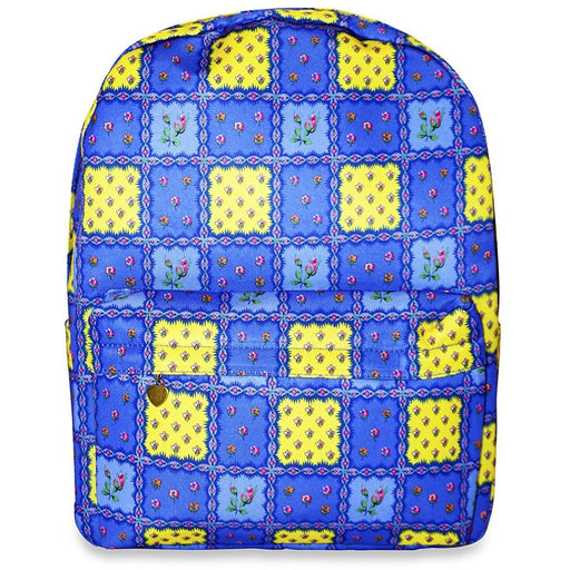 Patchwork School Backpack - jenzys.com