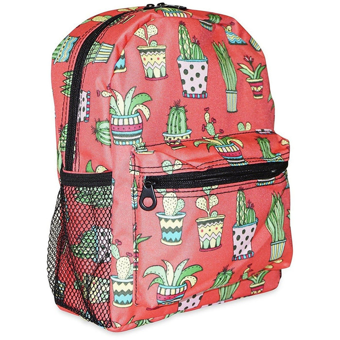 Ever Moda Cactus Toddler Backpack - jenzys.com