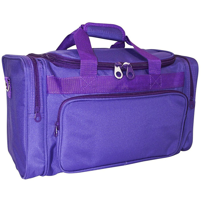 Ever Moda Solid Duffel Bag