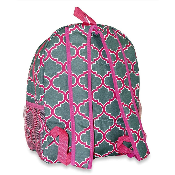 Ever Moda Moroccan Backpack